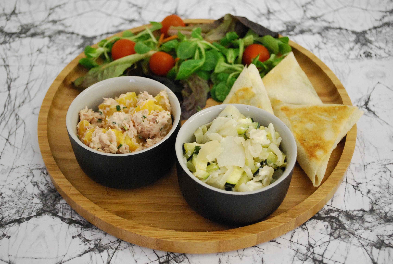 Plateau Tele : Un plateau repas télé gourmand à déguster entre amoureux