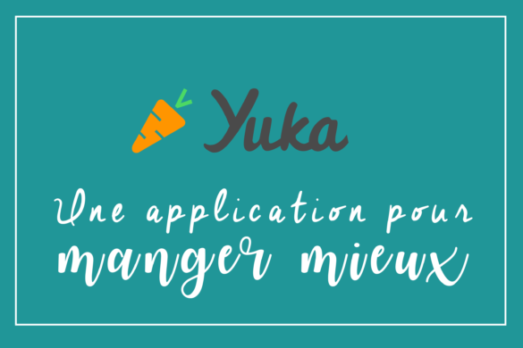 application mobile yuka