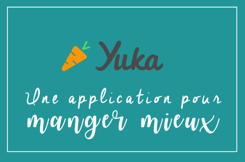application mobile yuka