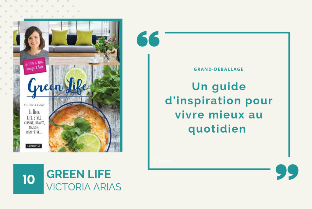 livre-green-life-victoria-arias-avis