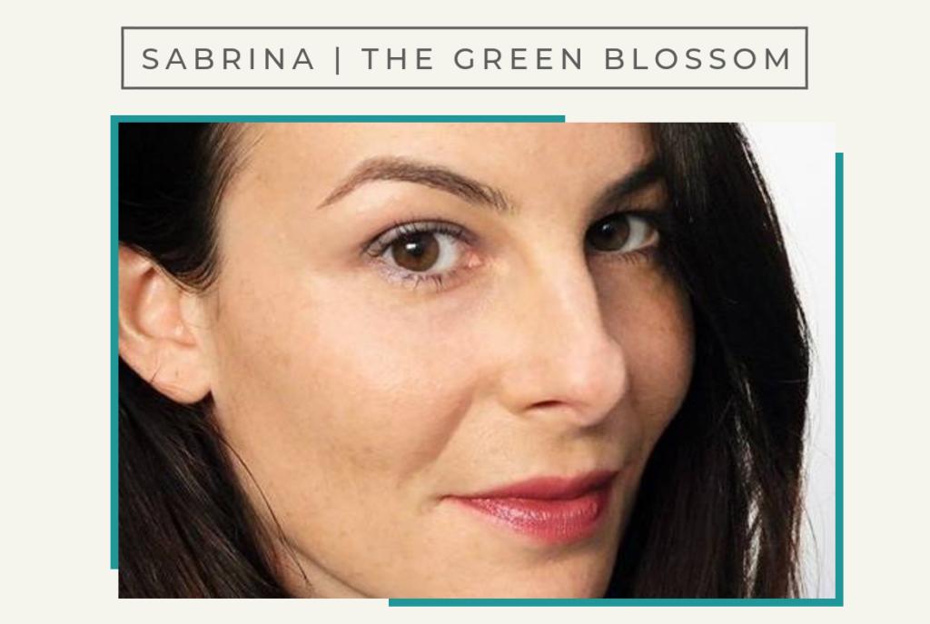 blogueuse beauté green : naturelle et bio