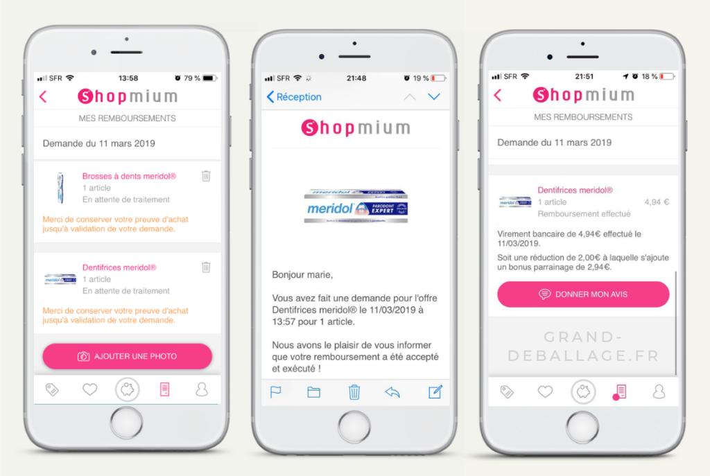 shopmium appli test et avis