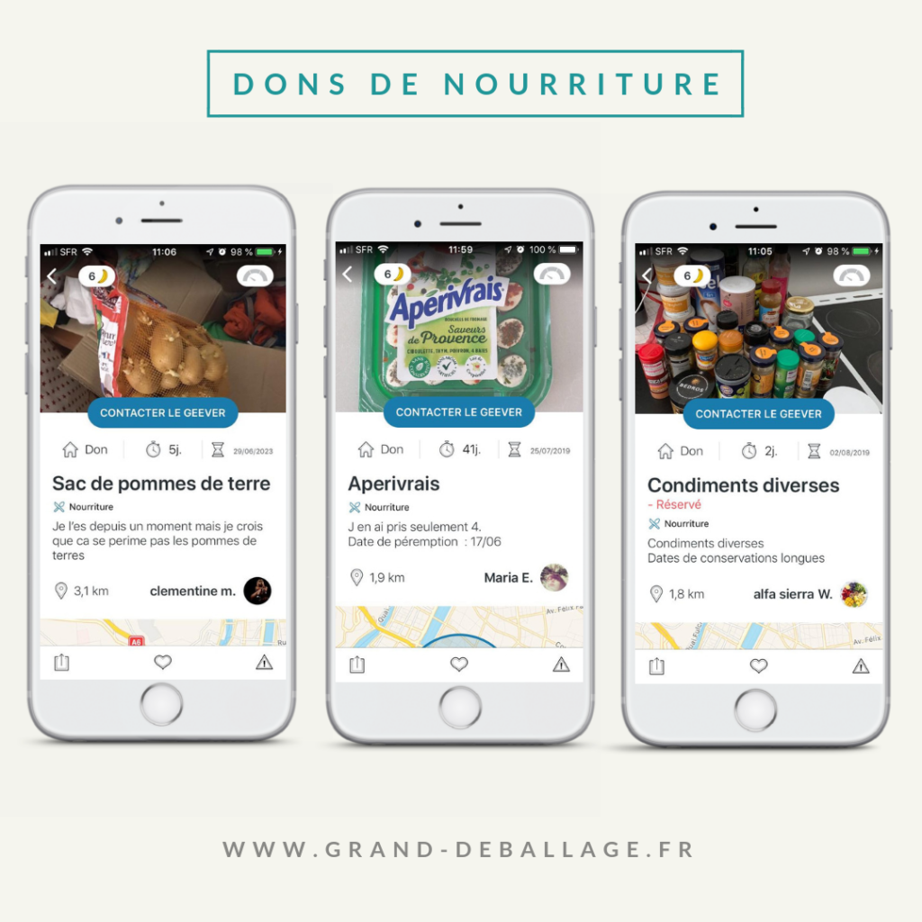 application-donner-de-la-nourriture