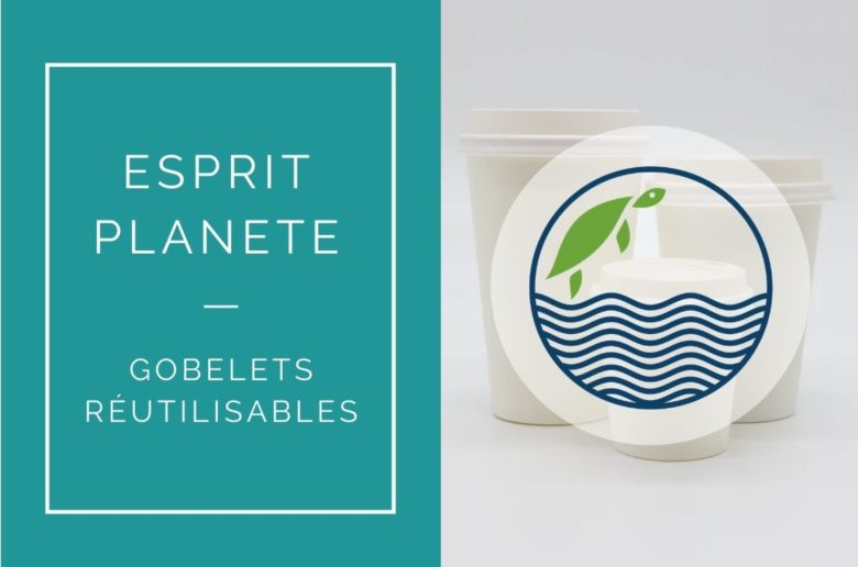 esprit planete gobelets reutilisables