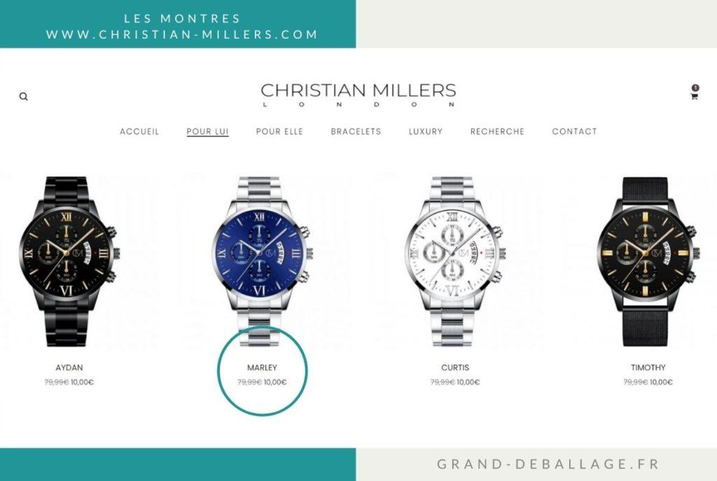 avis-code-promo-christian-millers-montres