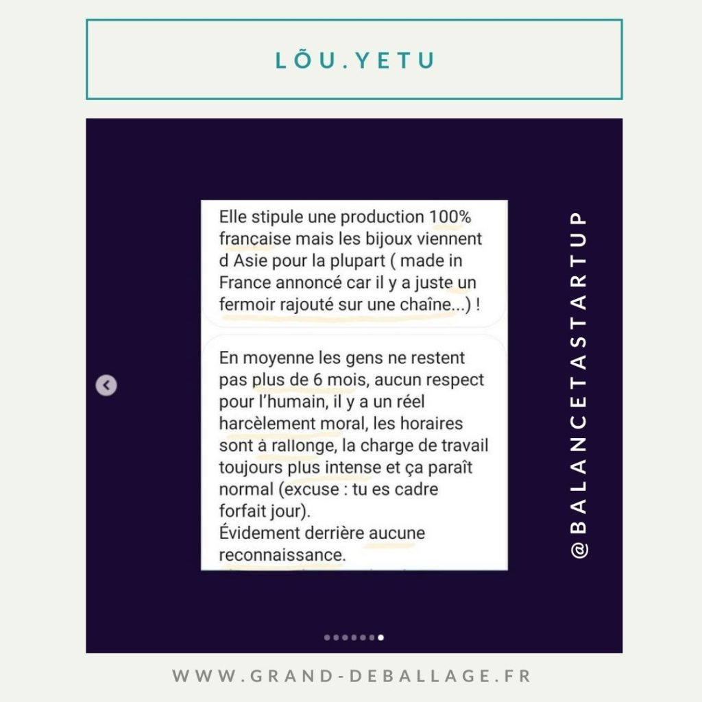 avis louyetu bijoux scandale balance ta startup (1)