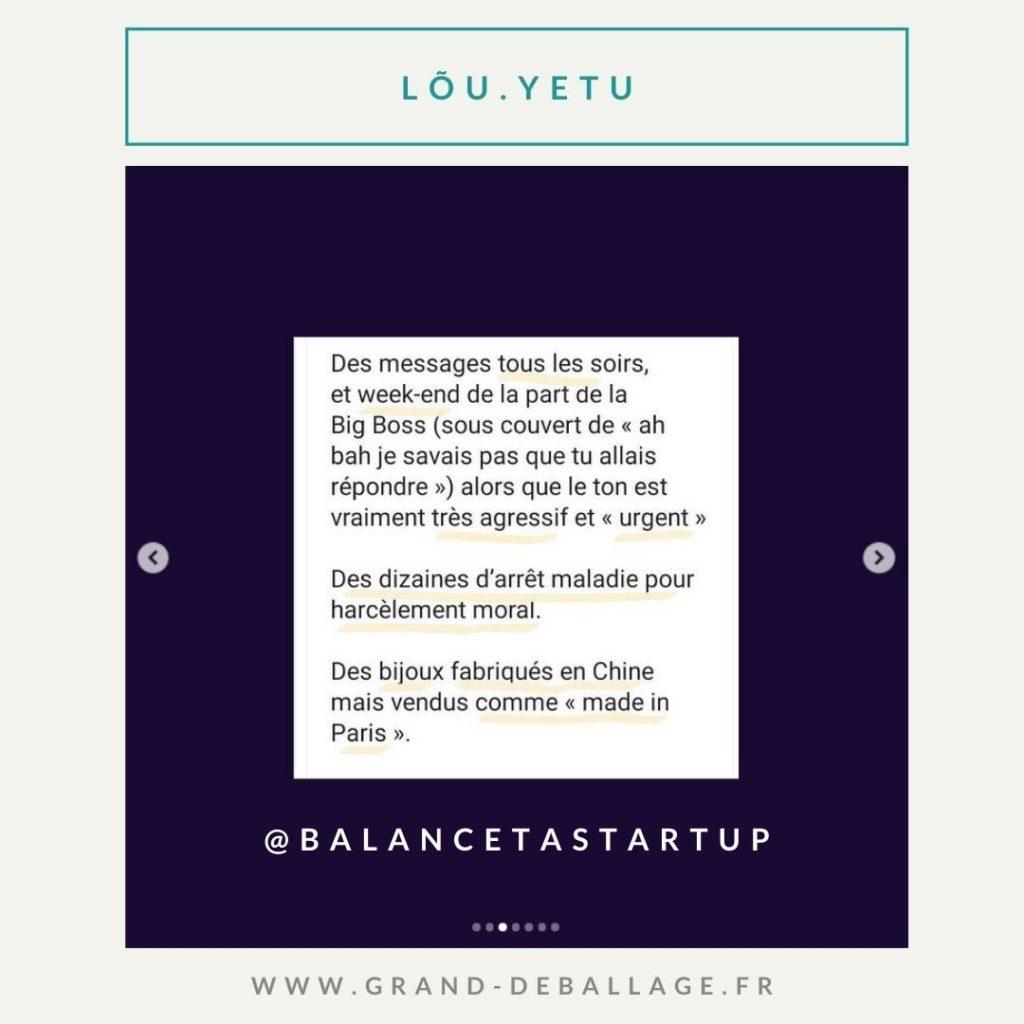avis louyetu bijoux scandale balance ta startup (3)