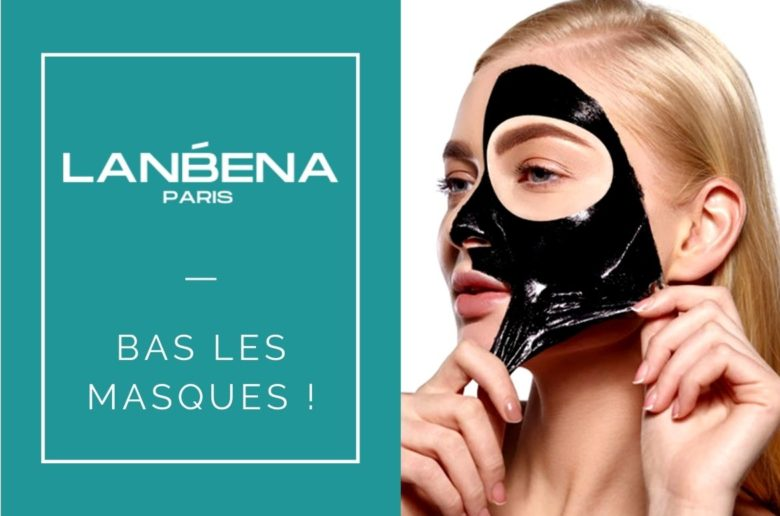 decryptage lanbena paris masque points noirs